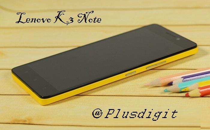 Lenovo K3 Note Full Review