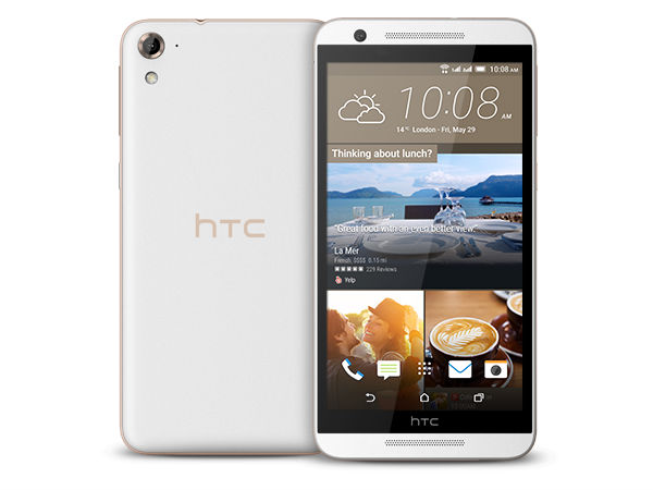 HTC One X9 with 5.5-inch 1080p display