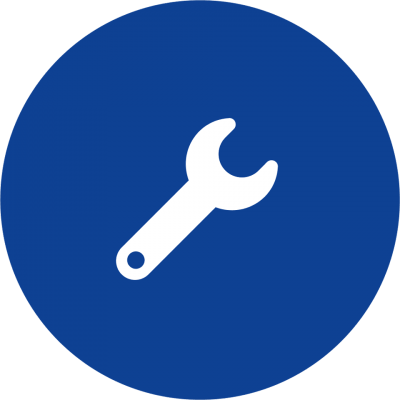 Fahrrad-Schutz Reparatur