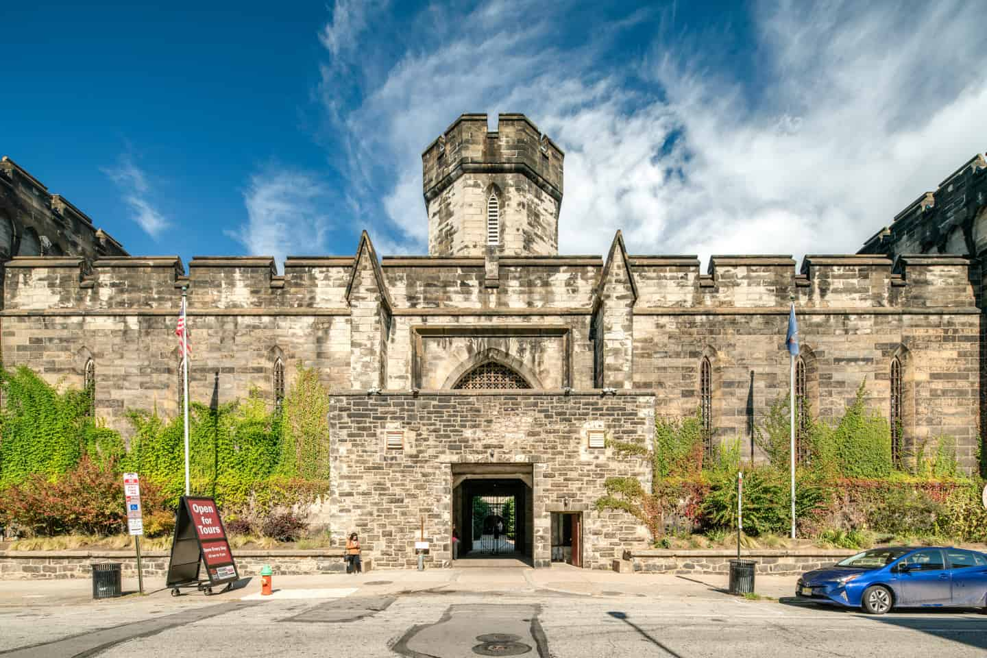 Photo of Philadelphia Landmark - Eastern State Penitentiary