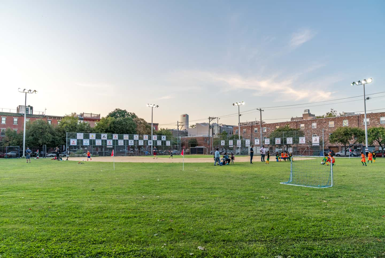 Photo of Philadelphia Landmark - Marian Anderson Park