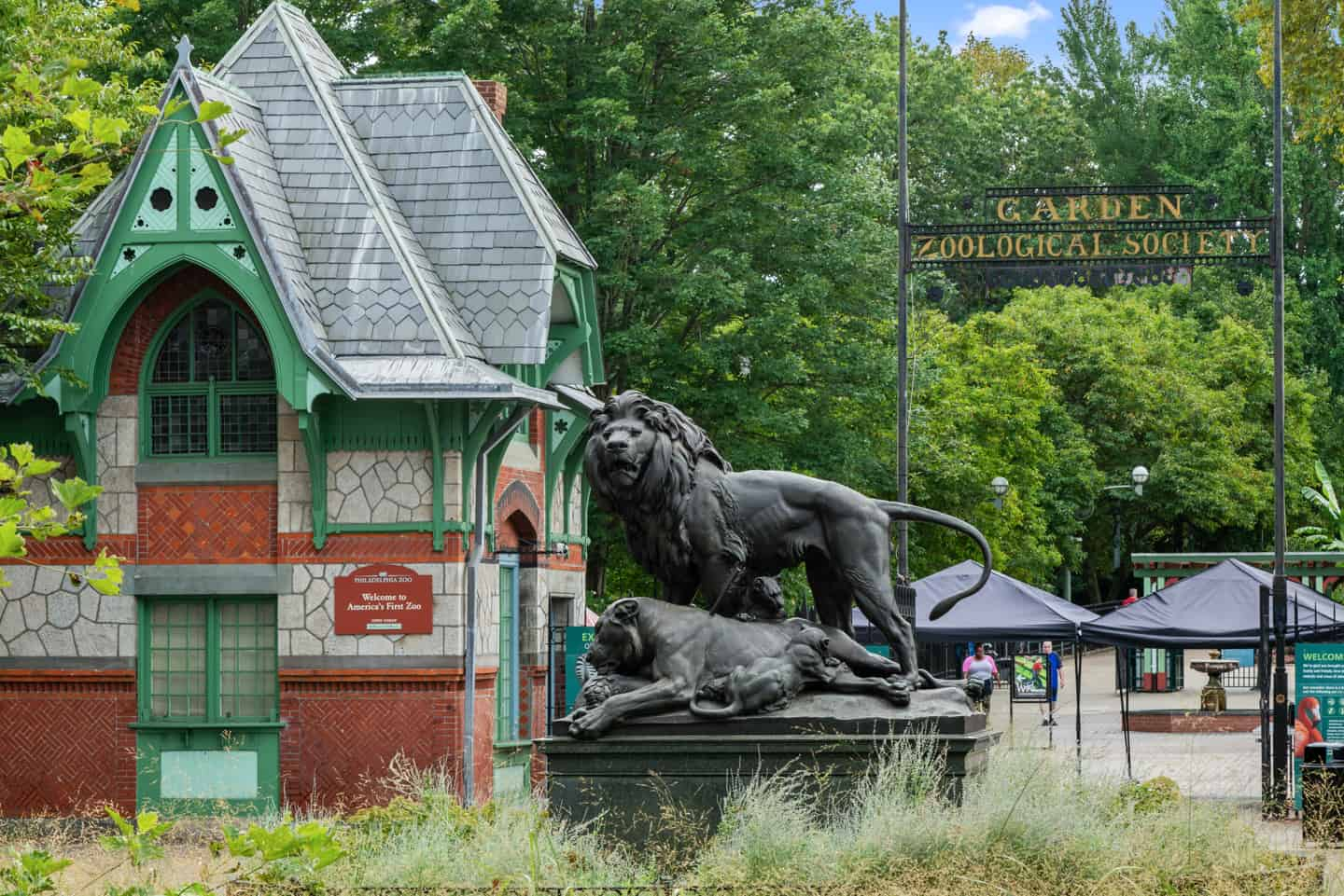 Photo of Philadelphia Landmark - Philadelphia Zoo