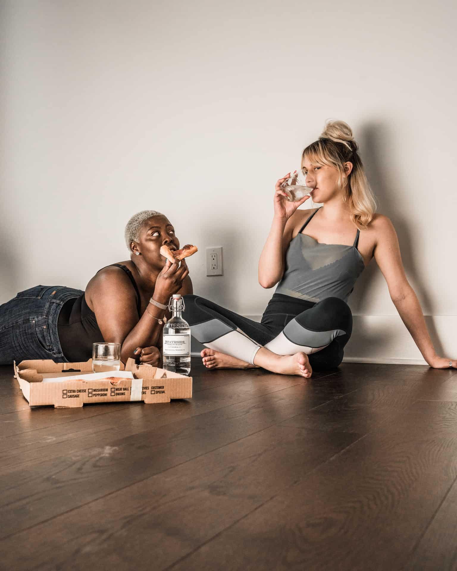 Advertising Photograph for Stateside Vodka