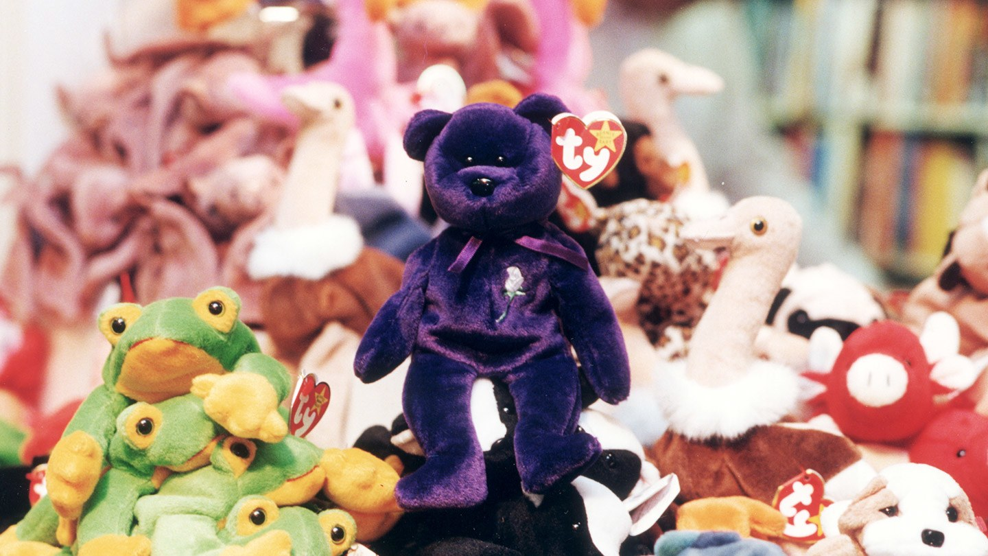 What is the value of my Ty Beanie Baby - PlushCollector.com
