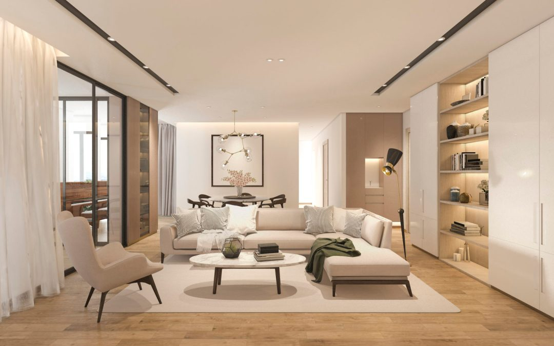 Luxury Living Room Key Features