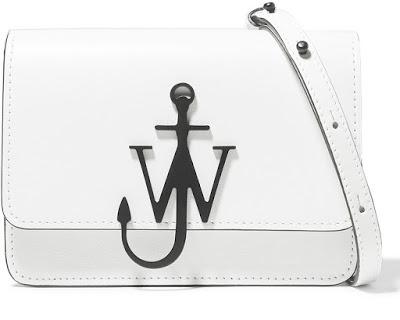 ▌Outfit ▌ JW Anderson Mini Logo Purse ,小巧可愛船錨包