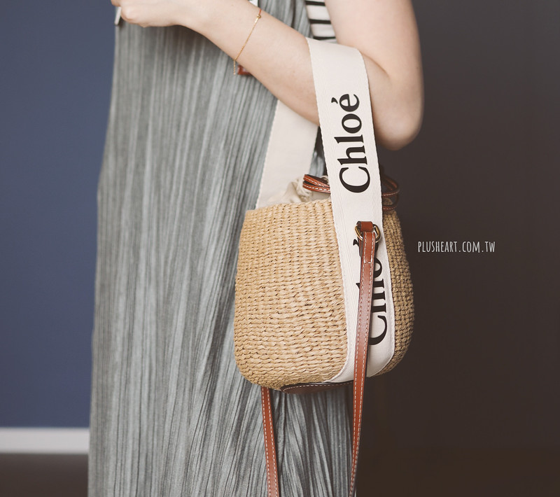 Chloe Woody 小籃子包/ 藤編包實品照 + Fendi Moonlight包 + Burberry圍巾特賣 + 超值品木宣言套裝