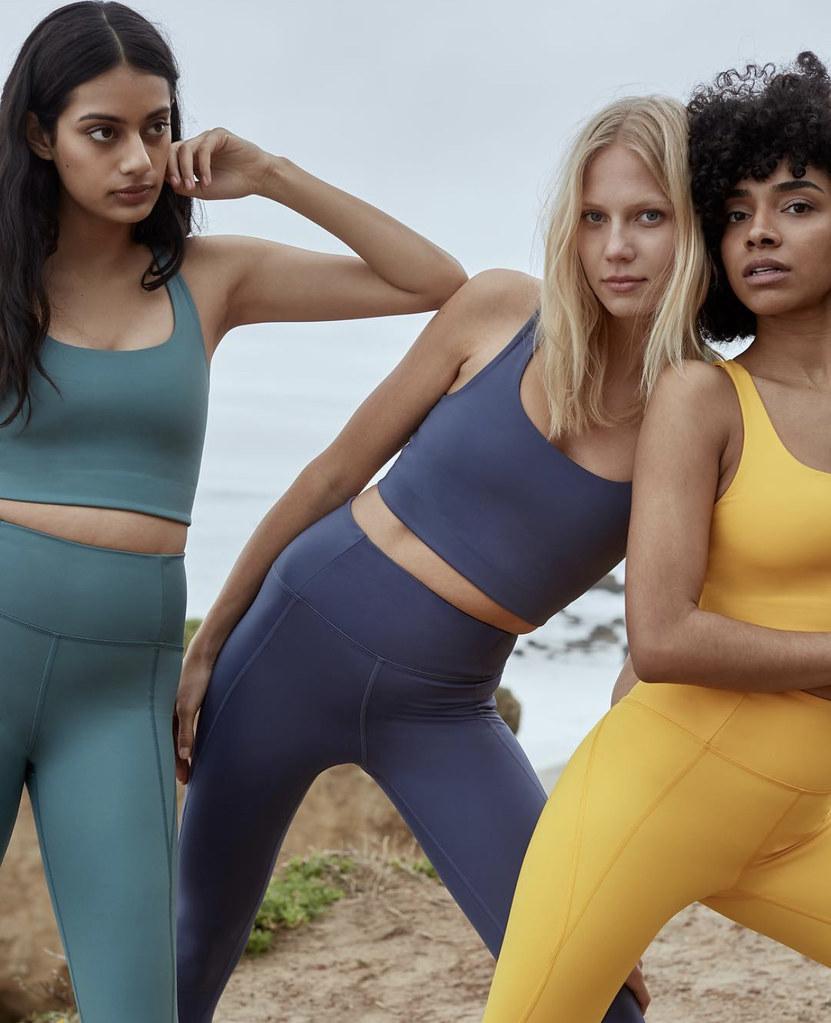 居家休閒服/運動內搭褲推薦 (Girlfriend Collective , Sweaty Betty)