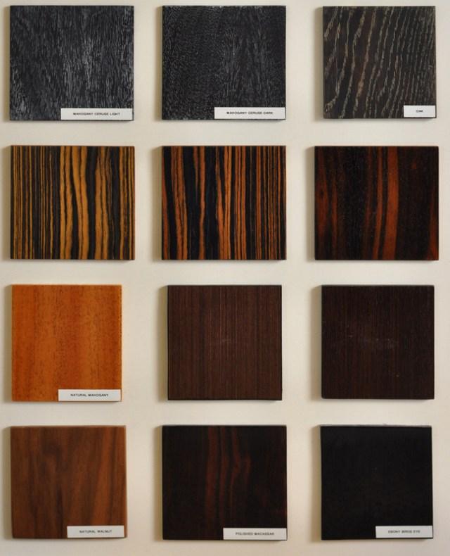 Exotic Wood Veneers A wide range of exotic veneer