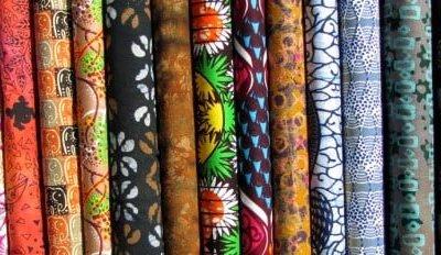 fabric bolt array