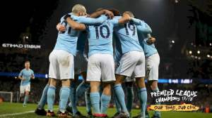 City Wins Premier league