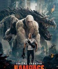 FULL MOVIE: Rampage 2018 720p HD