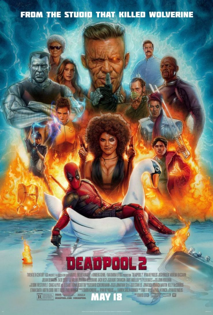 Deadpool 2 (2018) Full Movie Download
