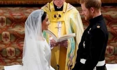 Royal Wedding: Prince Harry And Meghan Merklee Says 'I DO', Shares Official Kiss