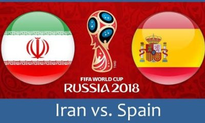 #IRNESP: Live Stream Iran Vs Spain (Watch Online HD)