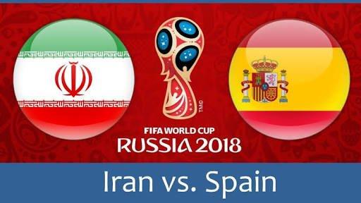 #IRNESP: Live Stream Iran Vs Spain (Watch Online HD)