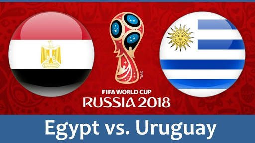 #WorldCupRussia2018: WATCH EGYPT VS URUGUAY LIVE STREAM ONLINE