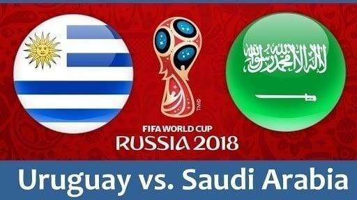 #URUKSA: Live Stream Uruguay vs Saudi Arabia (Watch Online Hd)