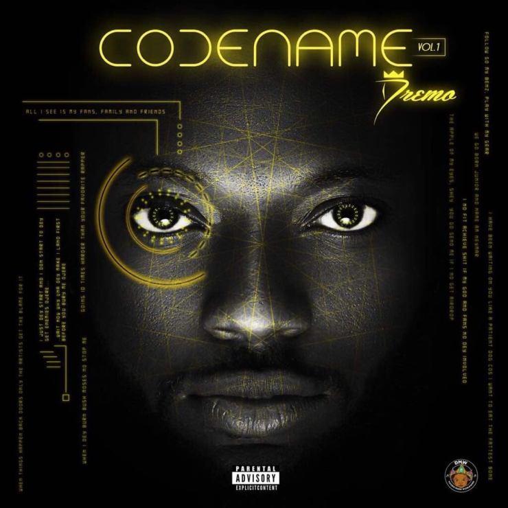 Dremo Codename the Ep