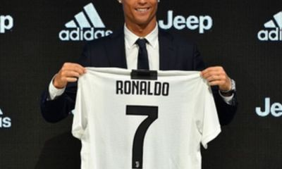Juventus Reveal Why They Decided To Buy Cristiano Ronaldo From Real Madrid