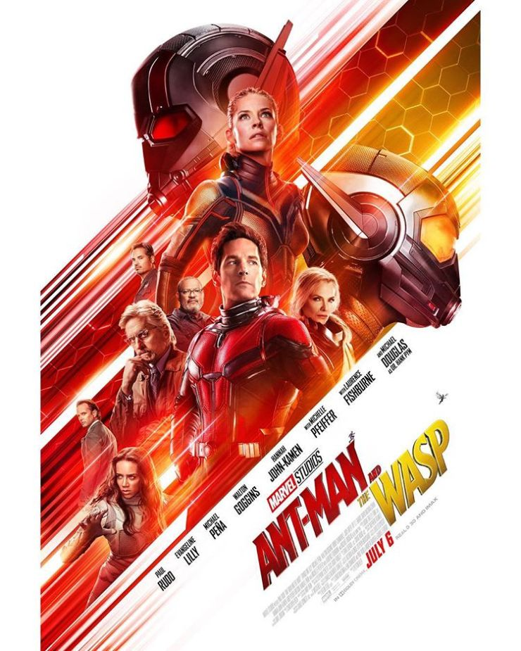 Ant-Man and the Wasp Full Movie 2018 480P HD & 720HD Mkv