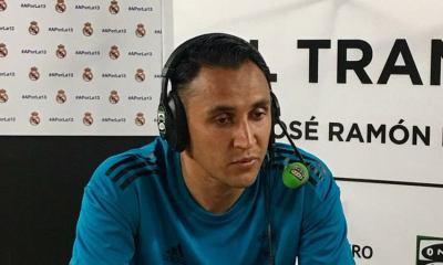 Keylor Navas Reacts to Thibaut Courtois Move to RealMadrid