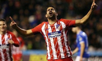 Diego Costa Sets UEFA cup Record with first minute goal against Real Madrid