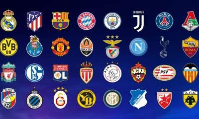 LIVESTREAM #UCLdraw: Uefa Champions League Draw 2018 (Watch Online HD)