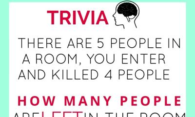 TRIVIA: You think you are smart, Check out this quiz