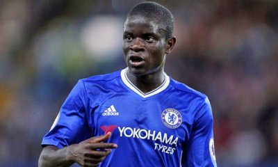 SEE What Ngolo Kante Is Saying About His New Position In Chelsea