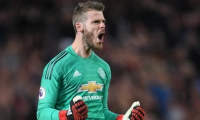 Read How Courtois' Transfer To Madrid Will Affect De Gea At Man United