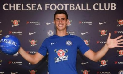 BREAKING: Chelsea Sign New Goalkeeper As Courtois Heads To Real Madrid