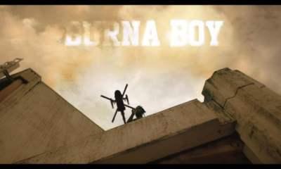 Burna Boy Gbona Video 1 696x392