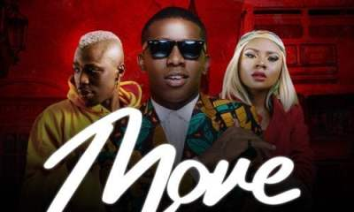 G Money Ft. Small Doctor & Mz kiss Move