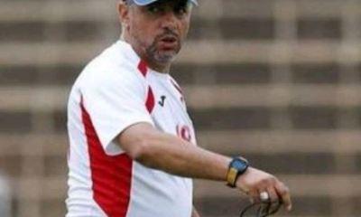 Libya coach