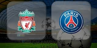 LIVE STREAM: Liverpool vs PSG Champions League (Watch Online HD)