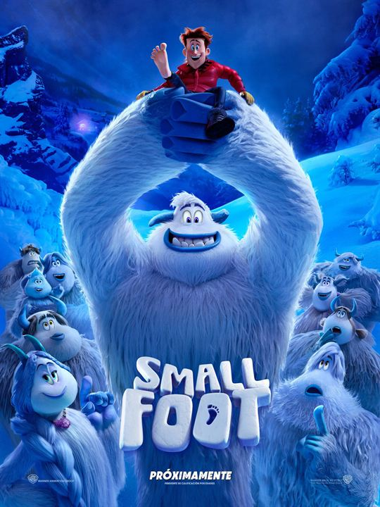 Small Foot 2018 Full Movie Download 720p HD