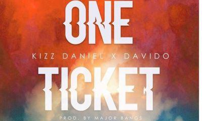 Kizz Daniel X Davido One Ticket