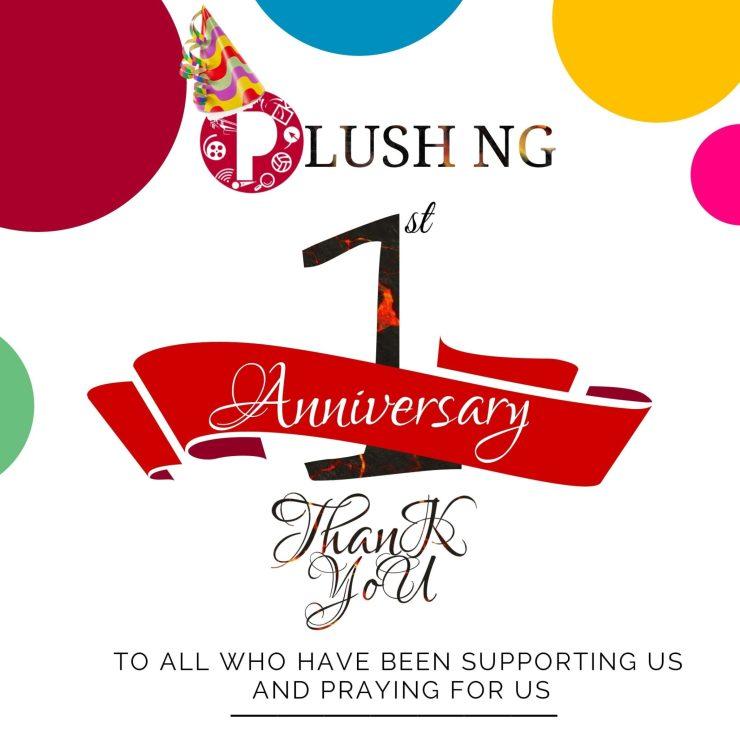 Plushng Anniversary