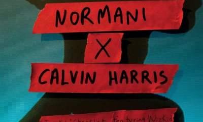 normani calvin harris checklist ft wizkid Plushng