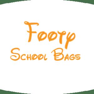 Footy School Bags