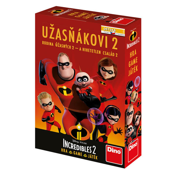 Incredibles 2 trail game