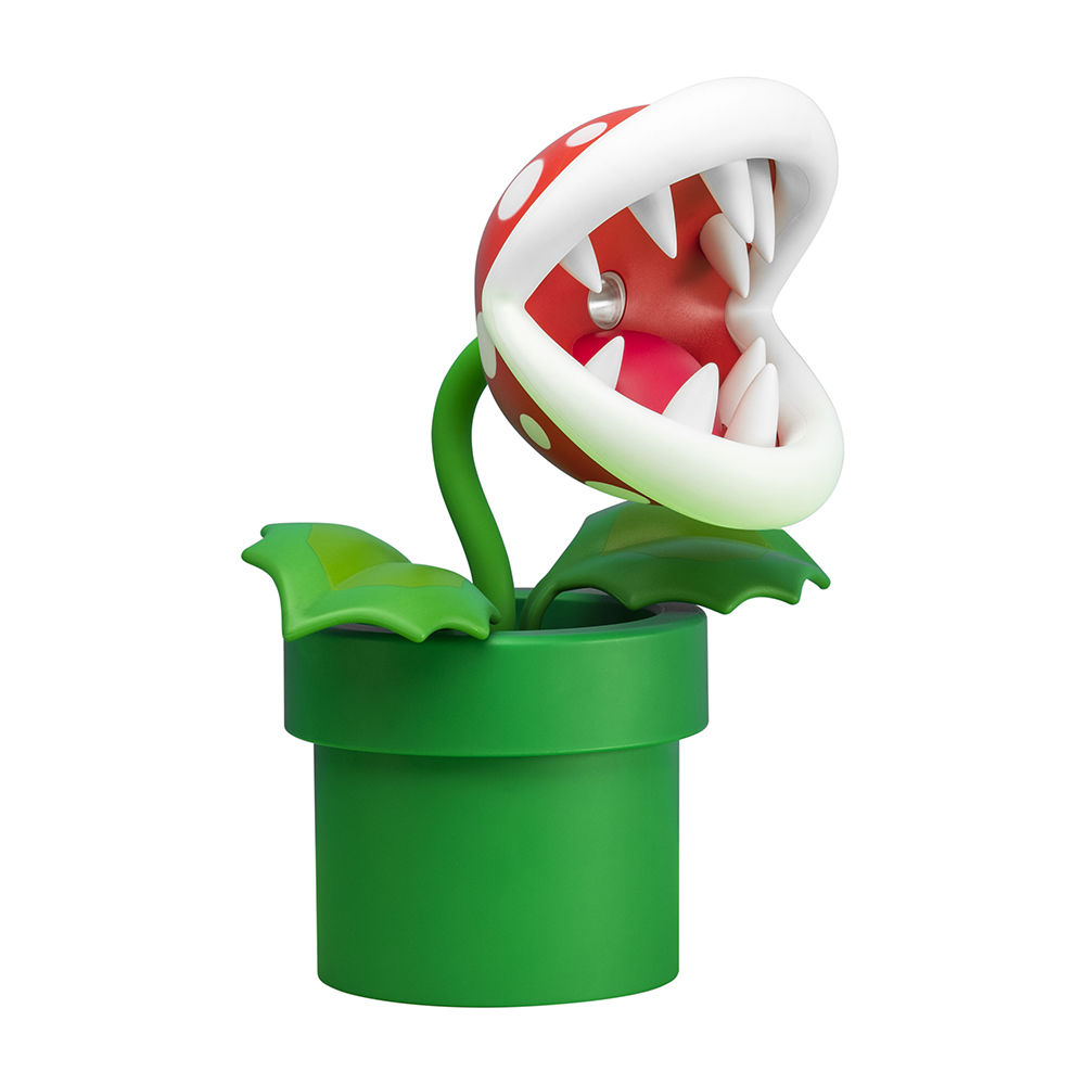 Piranha Plant Lamp
