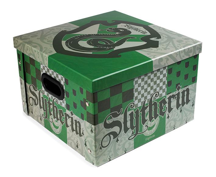 Slytherin storage box