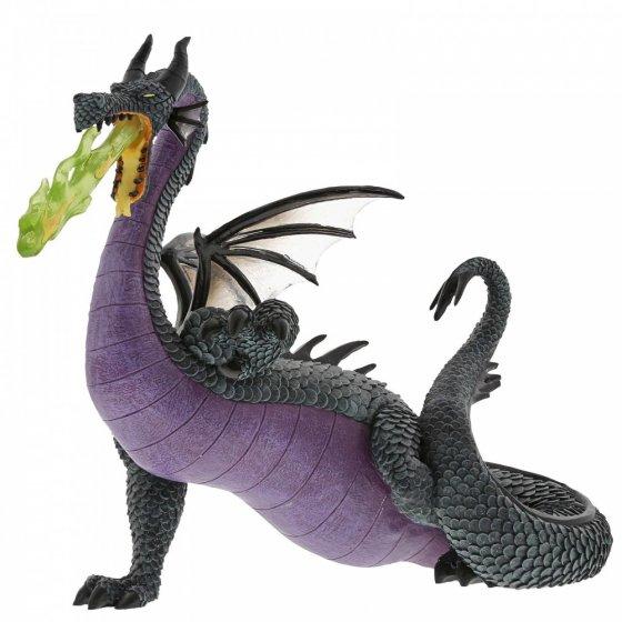 Maleficent as Dragon Figurine