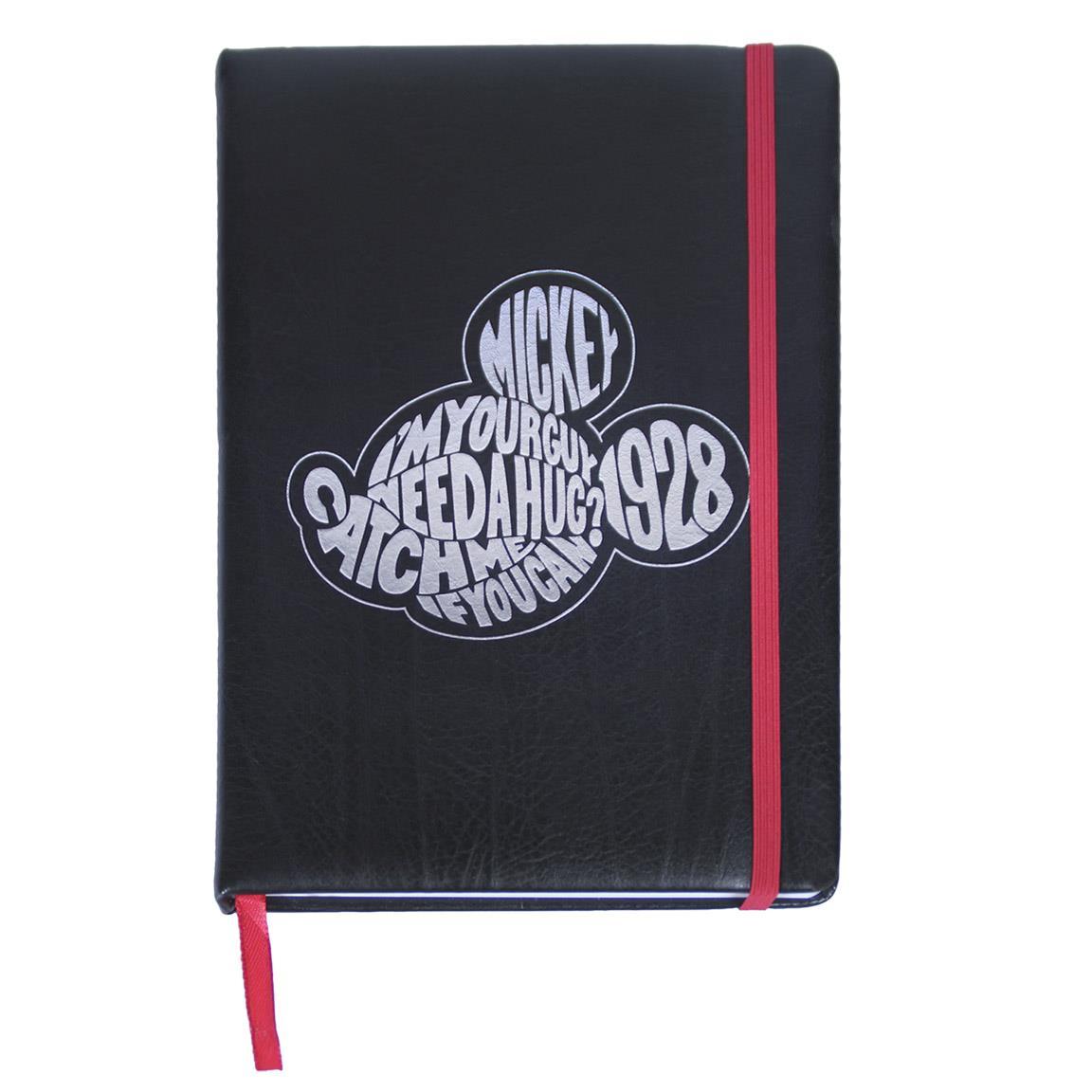 premium Mickey notebook