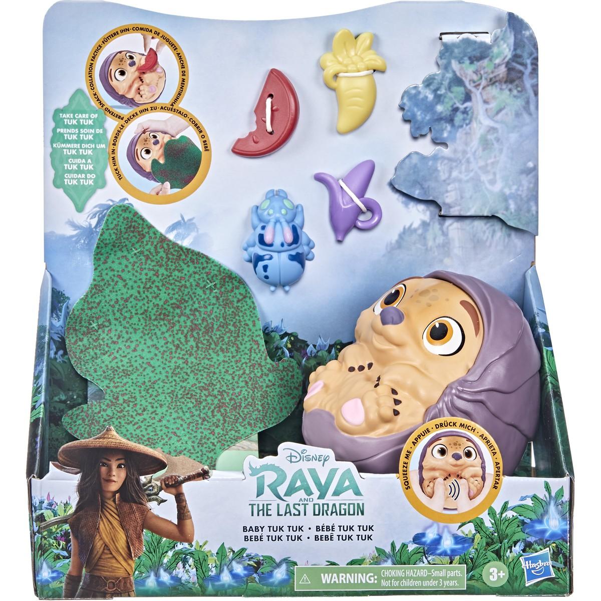 Raya and the Last Dragon Baby Tuk Tuk Doll