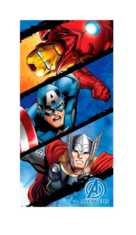 Avengers Microfiber Towel