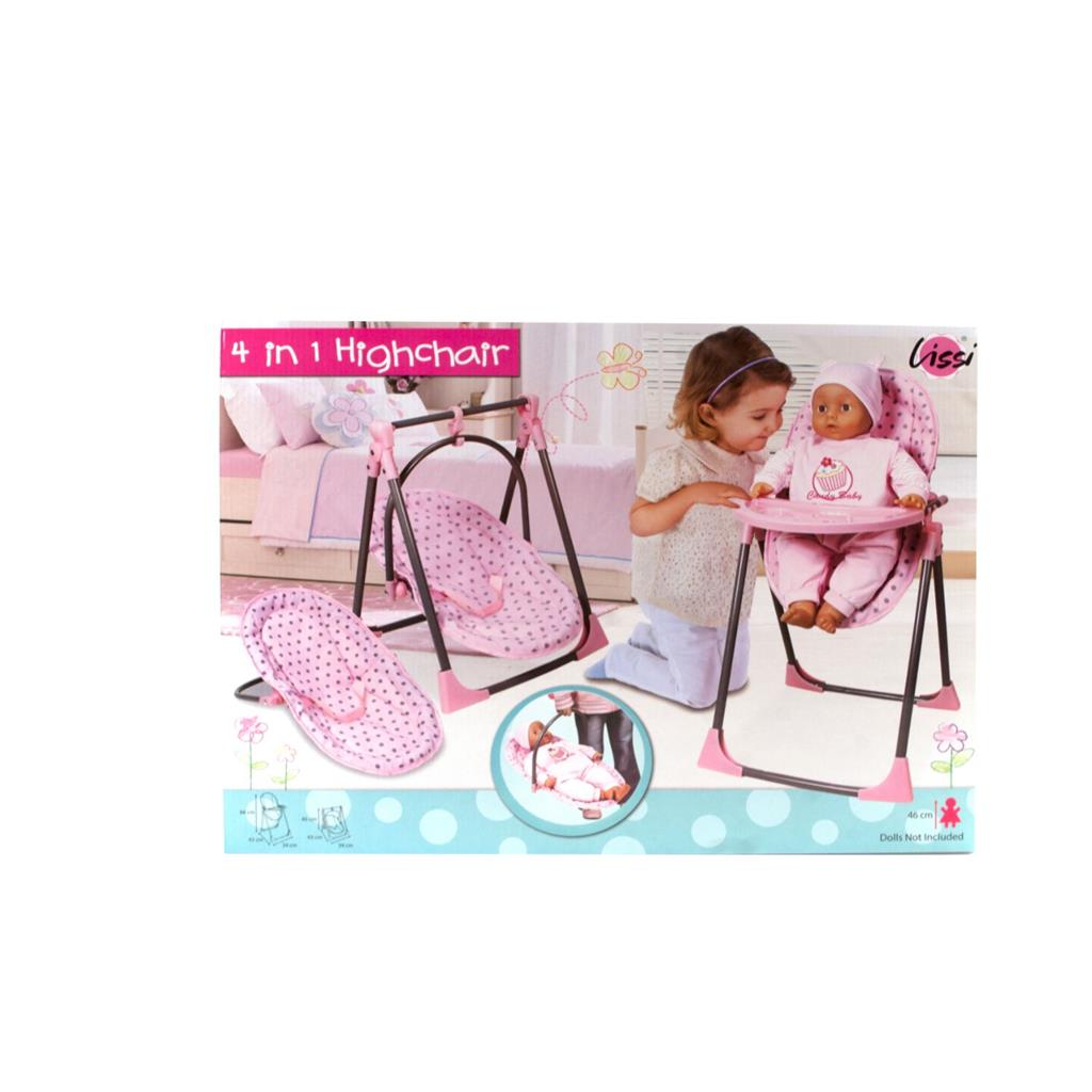 LISSI BABY BOUTIQUE 4 IN 1 - Role Play