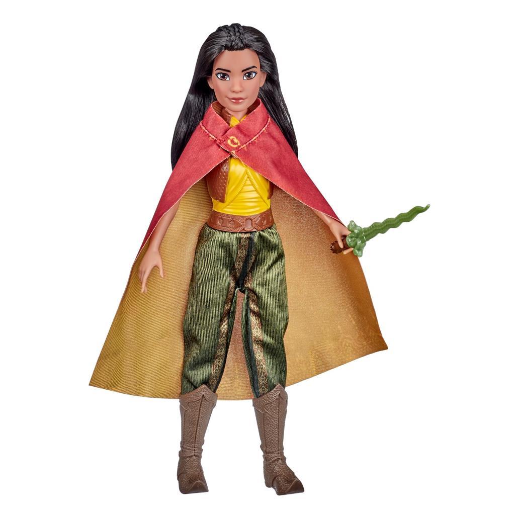 Disney Raya Fashion Doll with Clothing